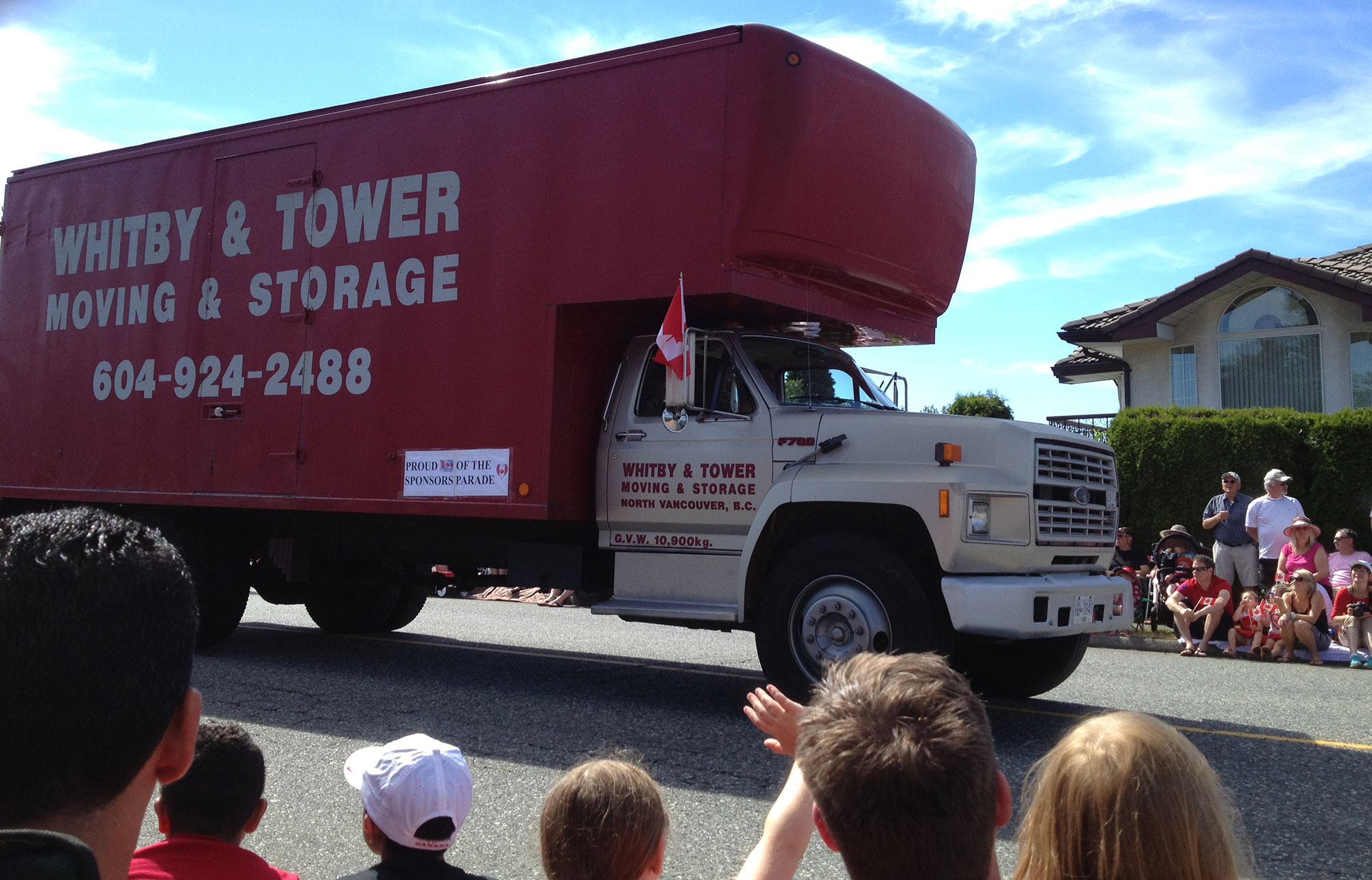 Whitby & Tower Moving & Storage